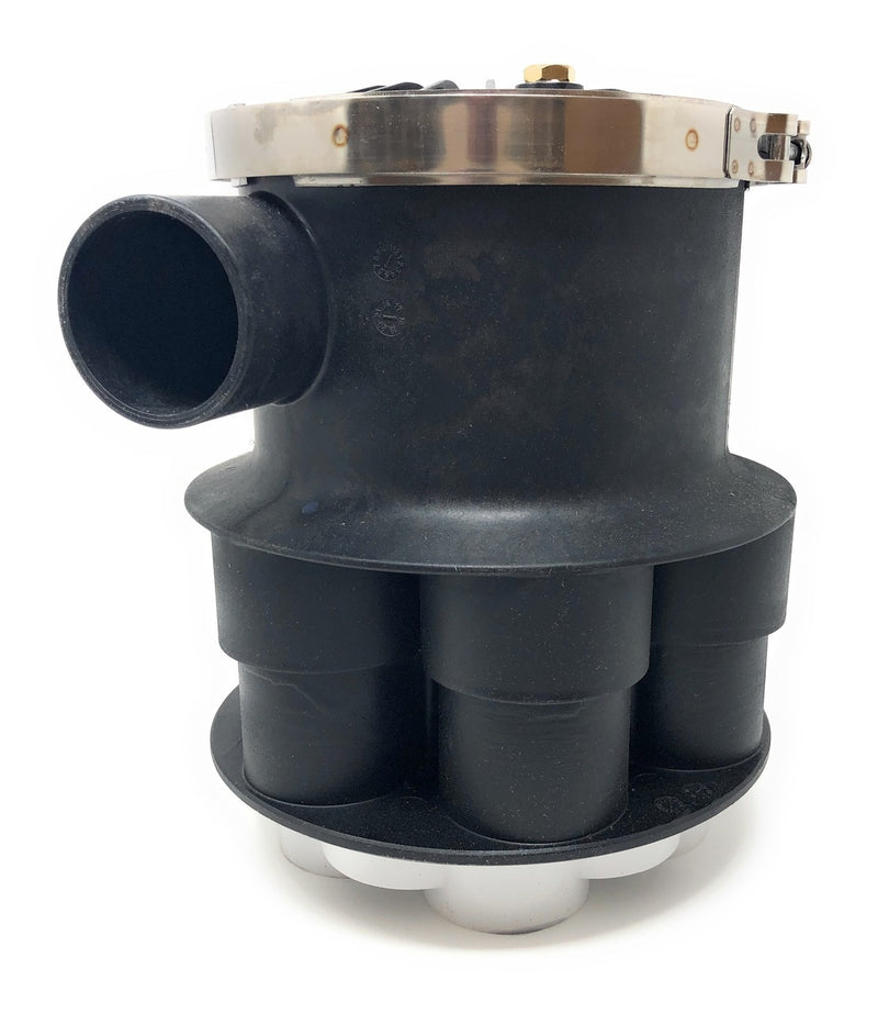 Blue Square Q360 Valve with C5 Adapter - ePoolSupply
