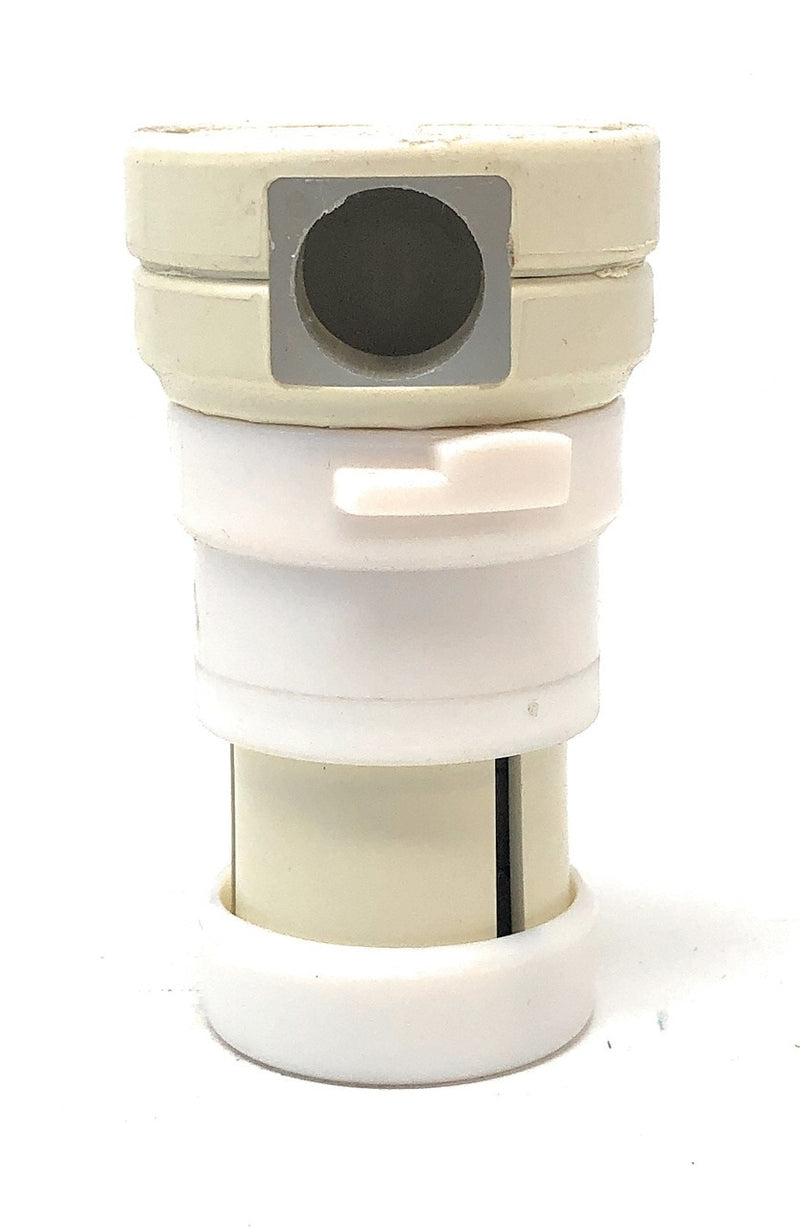 "Caretaker 99 Complete 2.5"" High Flow Cleaning Head (Light Cream) - ePoolSupply"