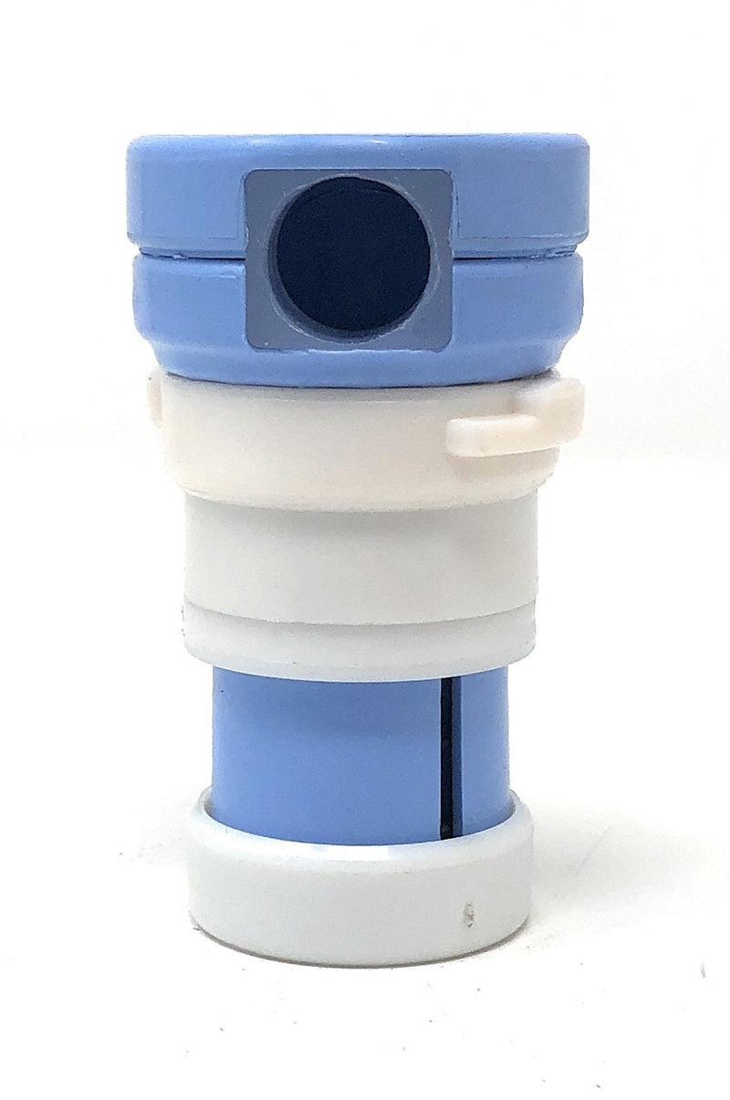 "Caretaker 99 Complete 2.5"" High Flow Cleaning Head (Light Blue) - ePoolSupply"