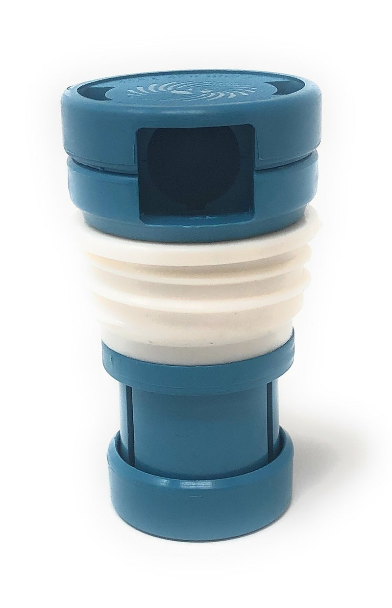 Caretaker 99 Threaded In-Floor Pool Cleaning Head (Tile Blue) - ePoolSupply