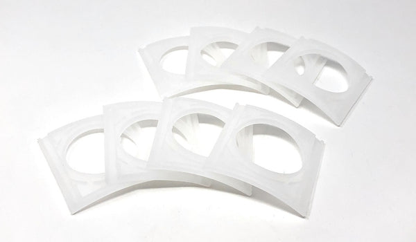 Caretaker Ultra Flex 2 8-Port Molded Wall Insert Kit (8-Pack) - ePoolSupply