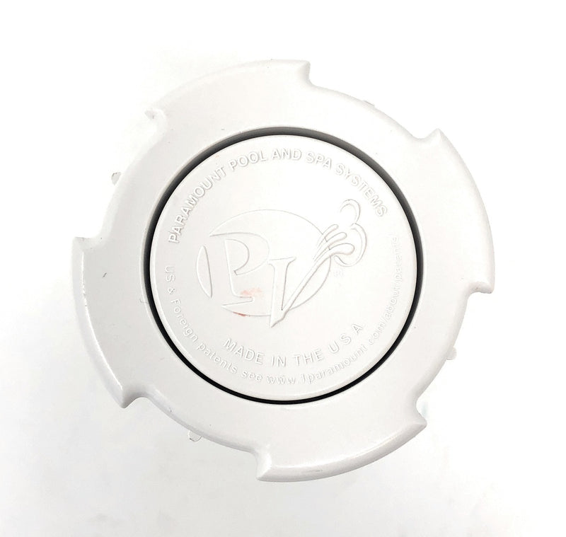 Paramount PV3 Pop Up Head with Nozzle Caps (White) - ePoolSupply