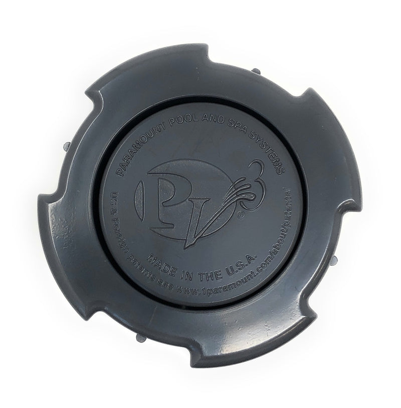 Paramount PV3 Pop Up Head with Nozzle Caps (Gray) - ePoolSupply
