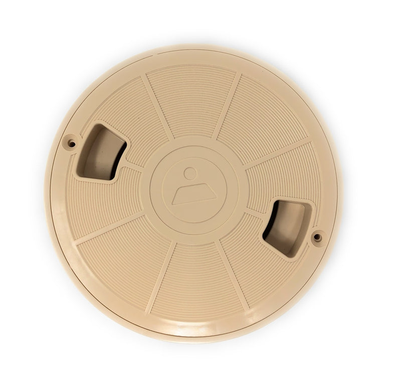 A&A Quik Water Leveler Deck Ring (Tan) - ePoolSupply