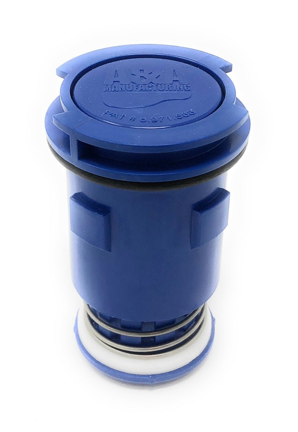 A&A Gamma Series 4 Adjustable Flow Pop Up Head (Dark Blue) - ePoolSupply