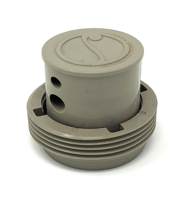 Paramount Pool Valet 2 Hole Pop Up Head (Taupe) - ePoolSupply