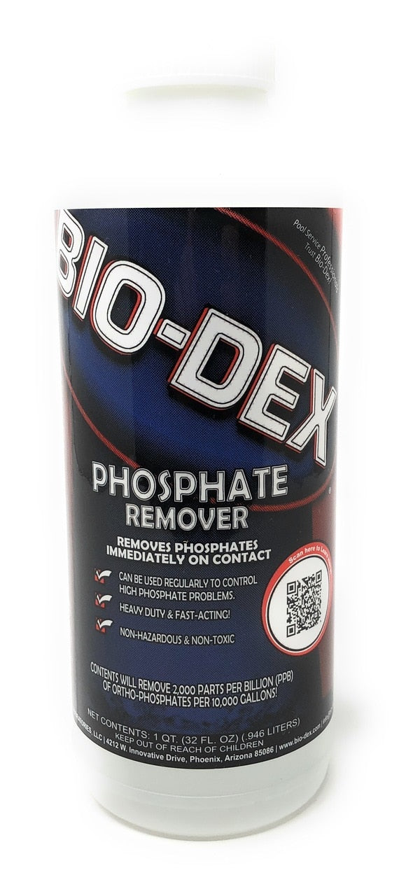 Bio-Dex Laboratories Phosphate Remover (32 Oz.) - ePoolSupply