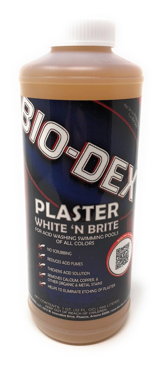 Bio-Dex Laboratories Plaster White 'n Brite (32 Oz.) - ePoolSupply