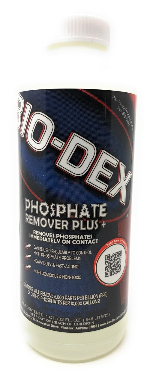 Bio-Dex Laboratories Phosphate Remover Plus (32 Oz.) - ePoolSupply