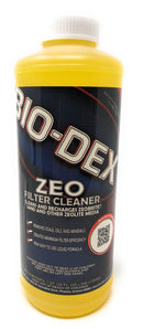 Bio-Dex Laboratories Zeo Filter Cleaner (32 Oz.) - ePoolSupply