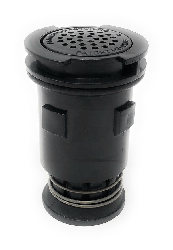 A&A Gamma Series 4 Venturi Pop Up Head (Black) - ePoolSupply