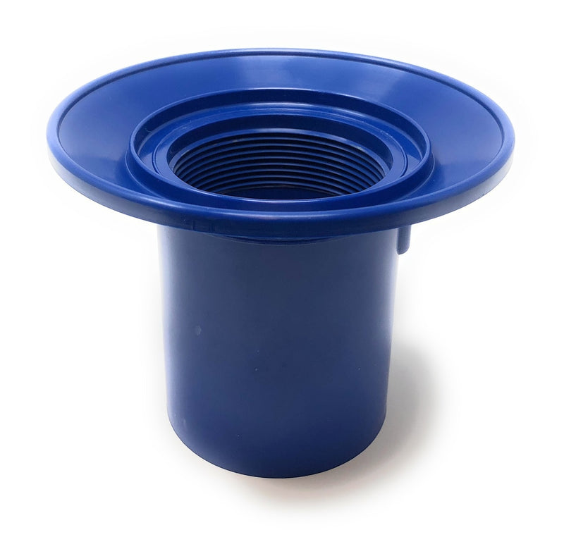 A&A Style 2 Low Flow Vinyl Care Complete Pop Up Head (Dark Blue) - ePoolSupply