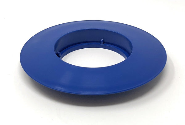 A&A Style 2 Vinyl Collar Top Plate (Dark Blue) - ePoolSupply