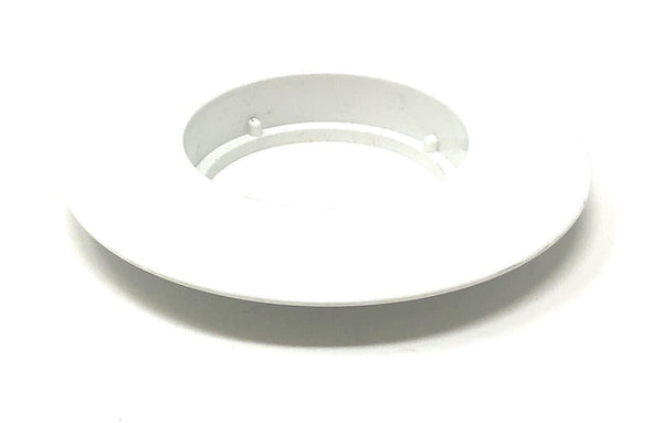 A&A Style 2 Vinyl Collar Top Plate (Vinyl White) - ePoolSupply