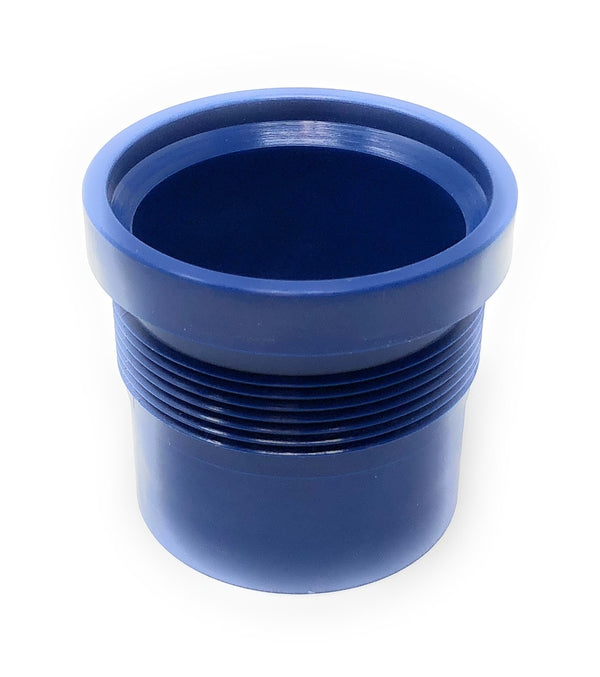 A&A Style 2 Vinyl Collar Thread Lock (Dark Blue) - ePoolSupply
