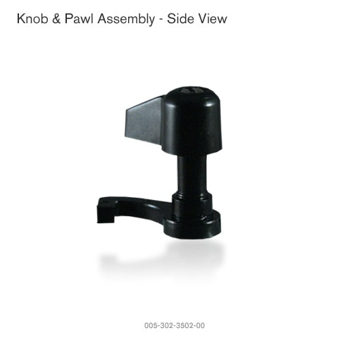 Paramount Knob & Pawl Assembly (Quick Stop) - ePoolSupply