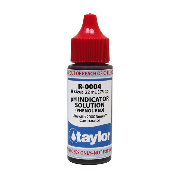 Taylor Technologies Ph Reagent #4 (3/4oz) - ePoolSupply