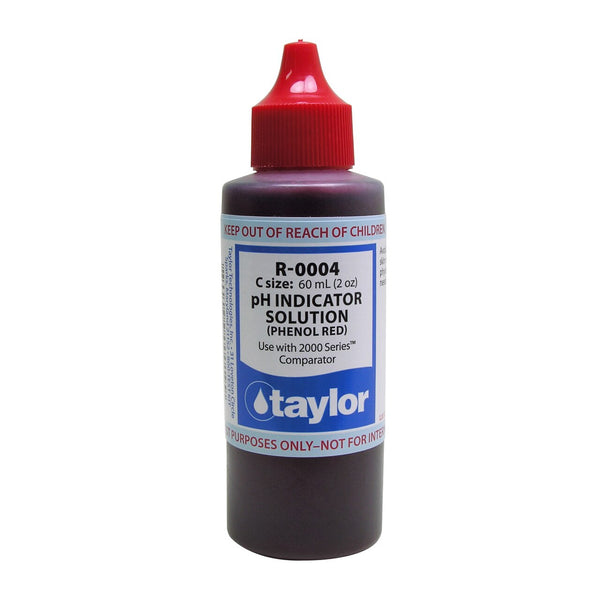 Taylor Technologies Ph Reagent #4 (2oz) - ePoolSupply