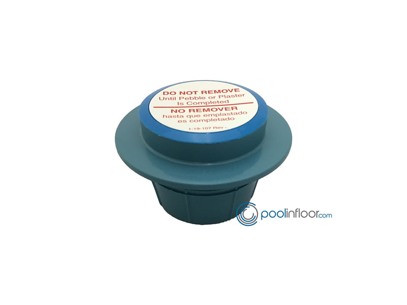 "Caretaker 99 In-Floor Cleaning Head Collar 2.5"" (Tile Blue) - ePoolSupply"