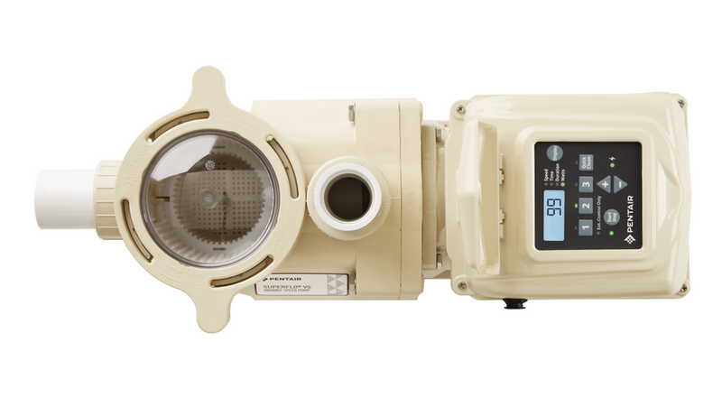 Pentair SuperFlo VS 1.5HP Variable Speed Pool Pump