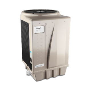 Pentair 127K BTU 230V ALMOND ULTRATEMP 120 H/C HEAT PUMP