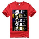 Camiseta com Estampa The Jokers