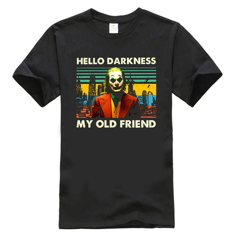 Camiseta Hello Darkness
