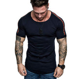 Camiseta Long Masculina MF