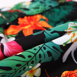 Shorts com Estampa Tropical 003