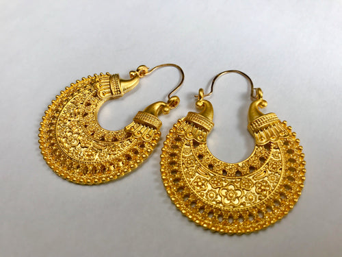 Chai earrings