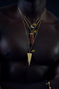 Men's King Tut Necklace
