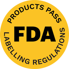 Fda labeling regulations