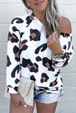 Leopard Long Sleeve Top