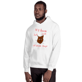 One of Those Days Hooded Sweatshirt
