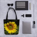 Sunflower Tote bag