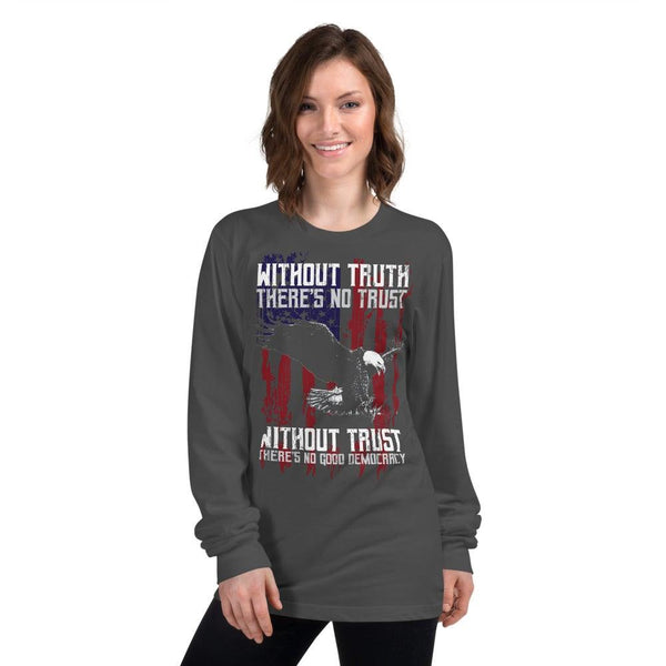 Eagle Truth Long sleeve t-shirt