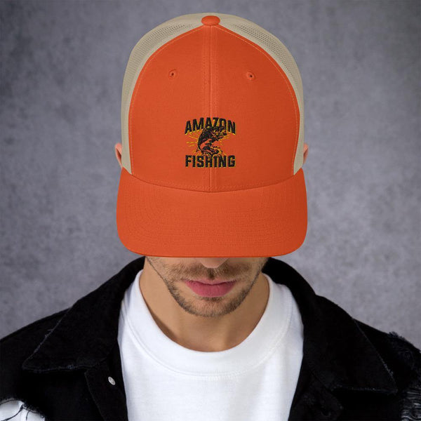 Amazon Fishing Trucker Cap