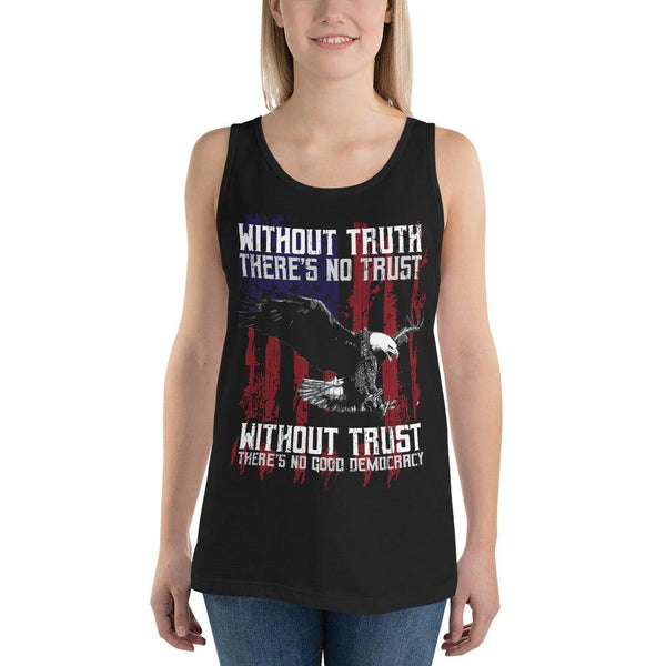 Eagle Truth Unisex Tank Top