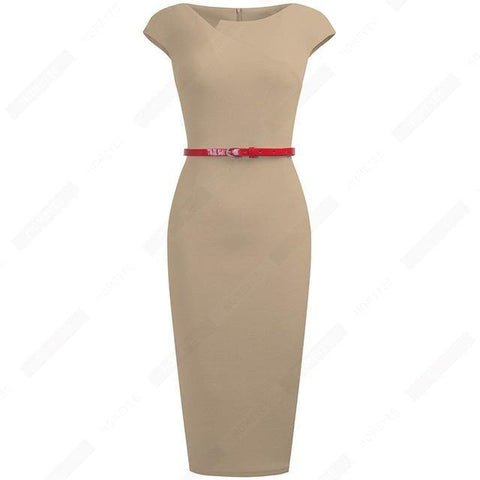 Oh Donna Pencil Dress