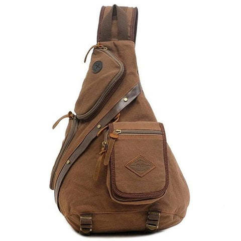 Satchel Shoulder Pack