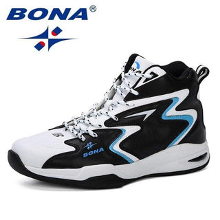 BONA 2019 New Popular Thick Sole Men Basketball Shoes