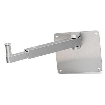 Flowmeter Mount: Solid Wall Mount