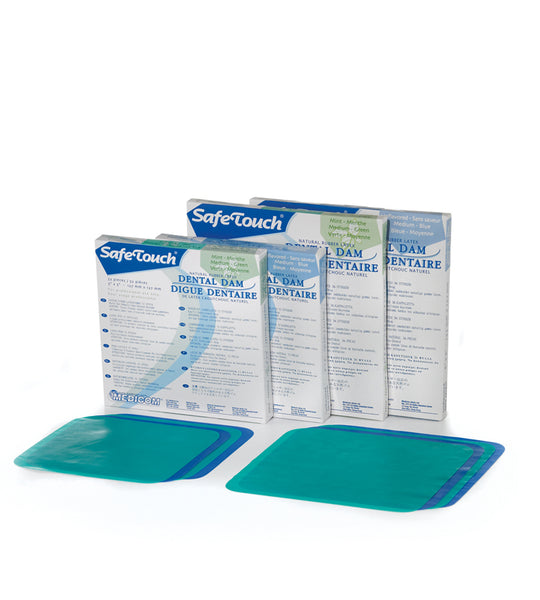 Safetouch Dental Dam - 127 x 127mm