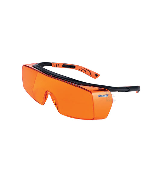 Monoart Eyewear Cube Orange
