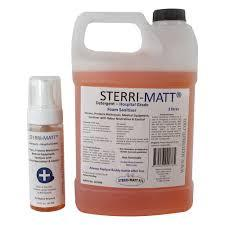 Sterri-Matt Hospital Grade Cleaning Solution