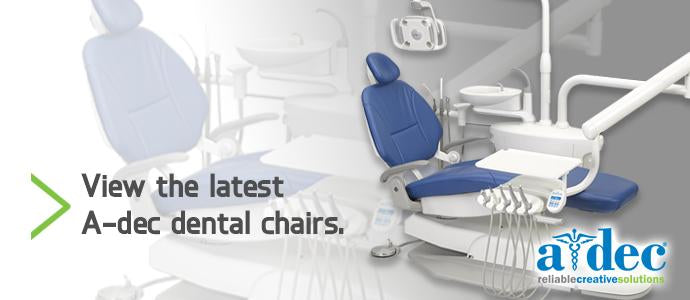 View the latest A-dec dental chairs.