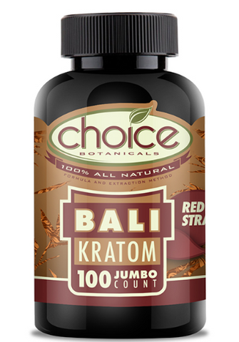 Choice Botanicals 100CT. JUMBO Capsules