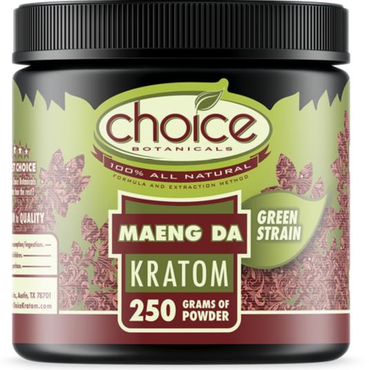 Choice Botanicals 250g Powder