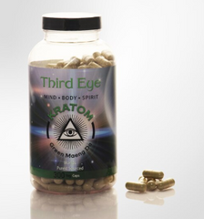 Third Eye Capsules  ( 300 Vegetable  Capsules )