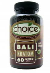 Choice Botanicals 60CT. JUMBO Capsules